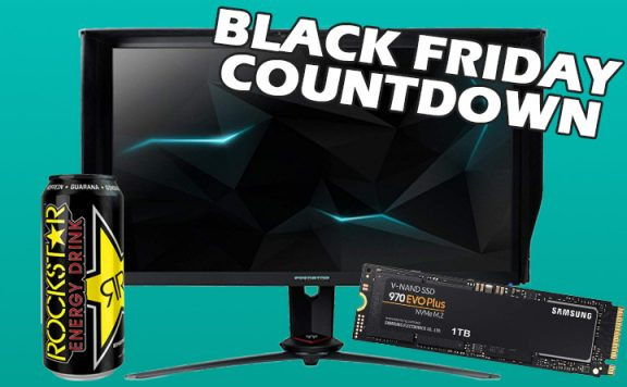 Amazon Black Friday Countdown Angebote Tag 1