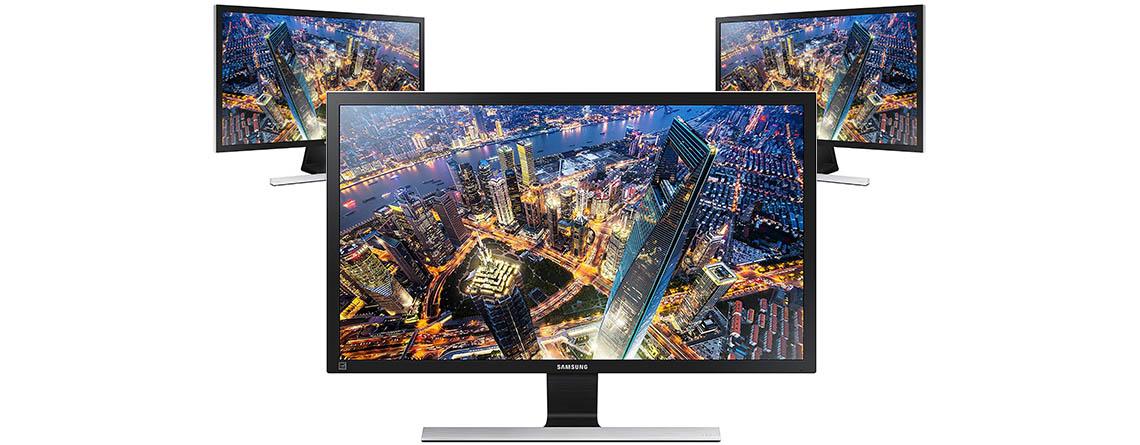 Amazon Angebot: Top 4K-Monitor von Samsung für nur 181 Euro kaufen