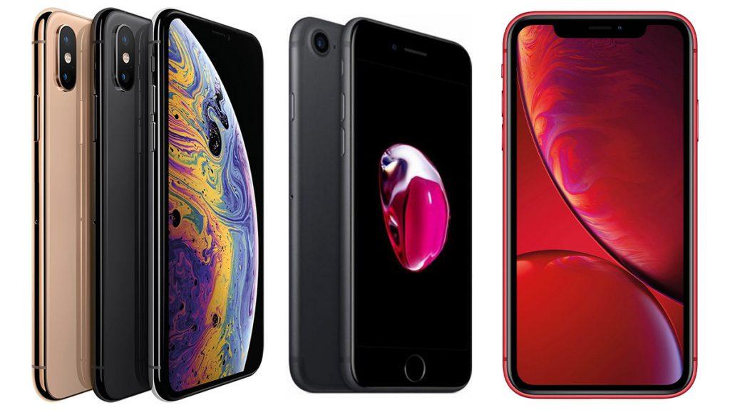 Apple iPhones stark reduziert