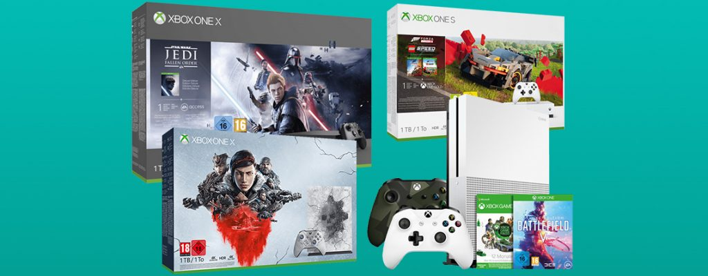 Black Friday Angebote 2019: Xbox One X & Xbox One S zum Bestpreis