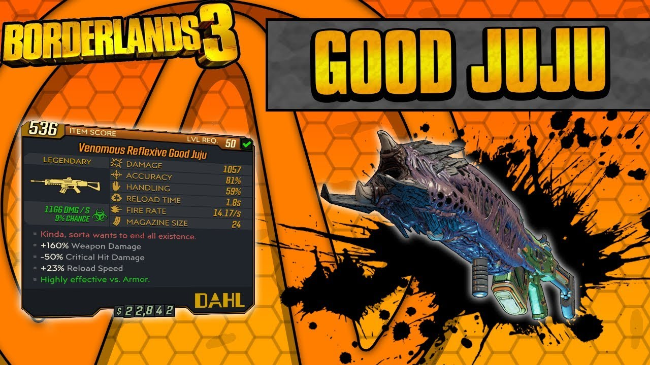 Easter-Egg in Borderlands 3: Good Juju erinnert stark an Destiny 2