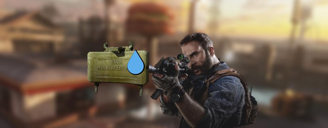 CoD: Modern Warfare trollt seine Spieler – Wer Camper nicht mag, soll selbst einer werden