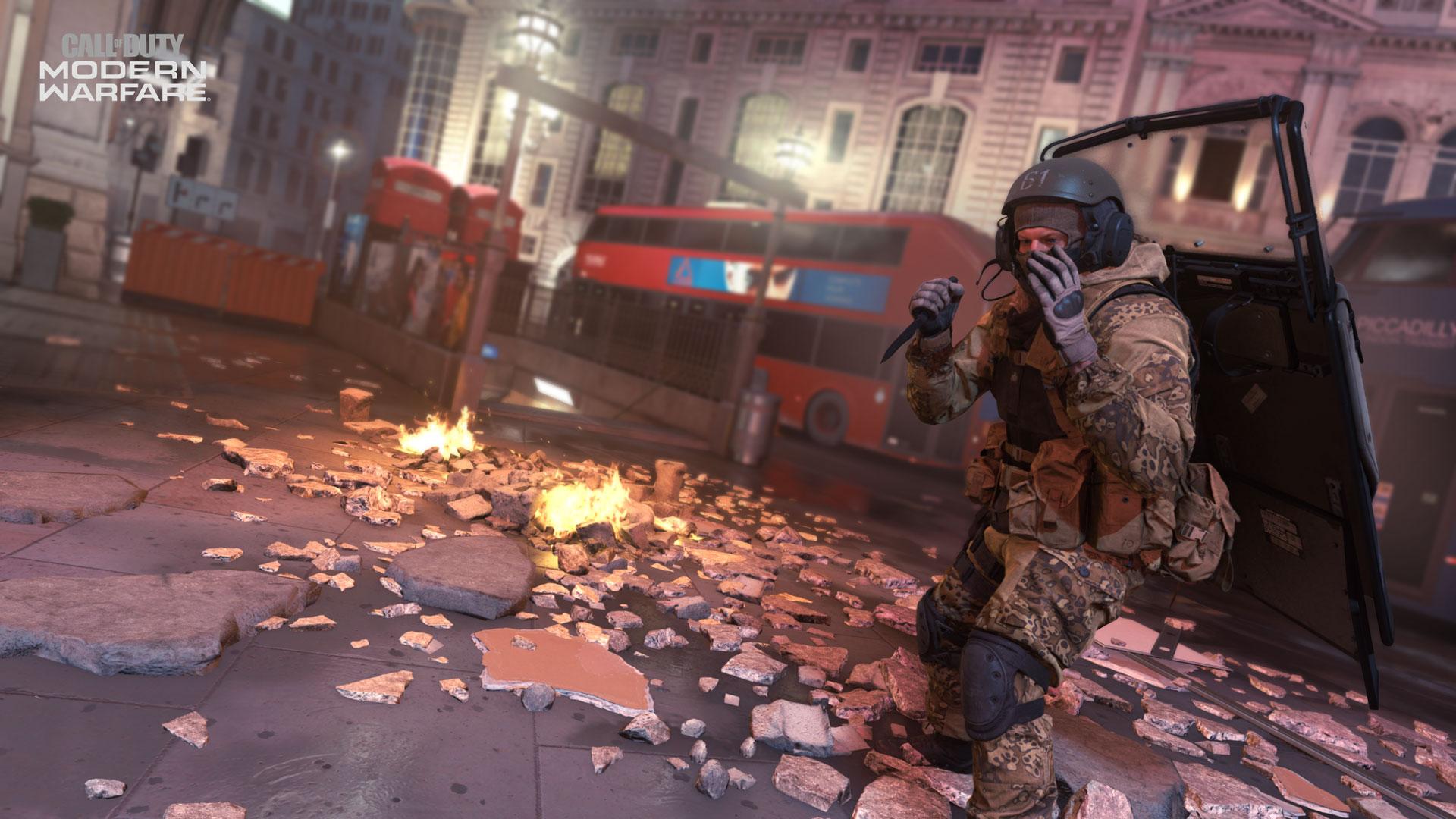 CoD Modern Warfare: Bug macht euch zum hinterlistigen Messer-Krieger