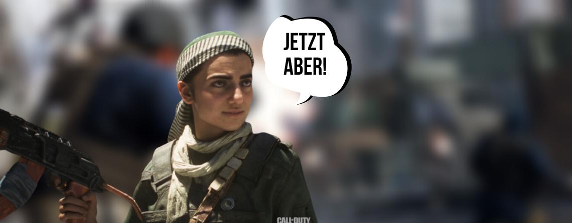 CoD Modern Warfare: Update ändert erneut 725 – Patch Notes