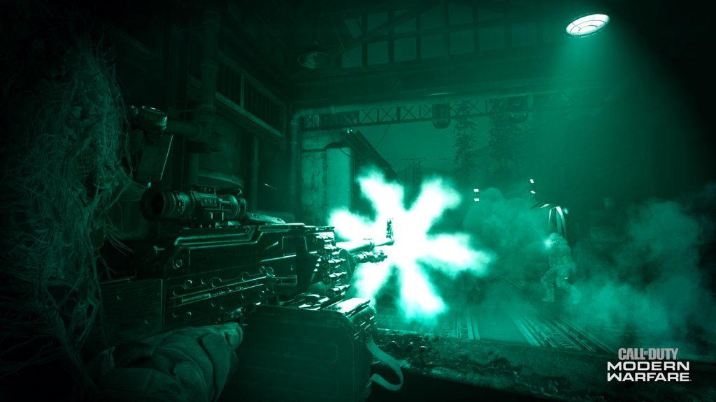 cod modern warfare nightvision