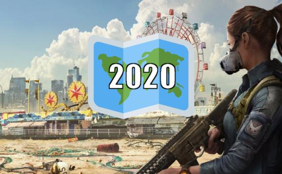 division 2 roadmap 2020