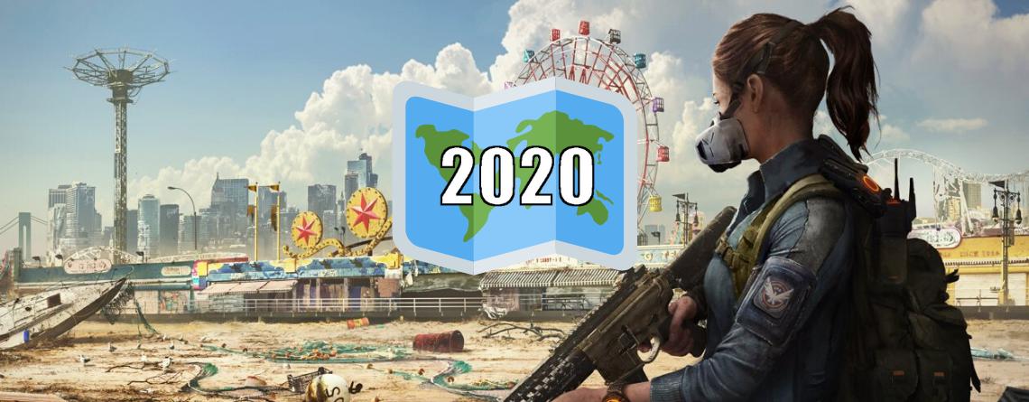 The Division 2: Wie geht es jetzt weiter? Das ist die Roadmap für 2019, 2020