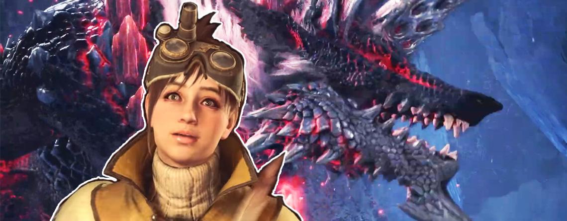 Monster Hunter World erhält bald Fan-Liebling Zinogre – Aber in viel stärker