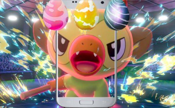 Pokemon Schwert Schild Raid mit Pokemon Go Raid-Eiern