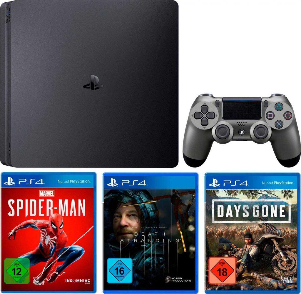 PS4 Slim Megabundle
