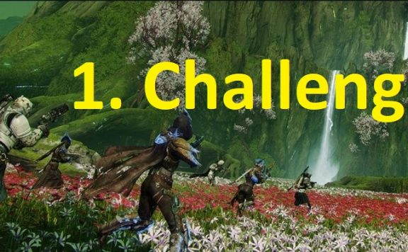 1. challenge destiny shadowkeep