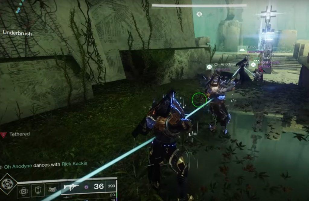 raid gos second phase rick kackis hd destiny shadowkeep