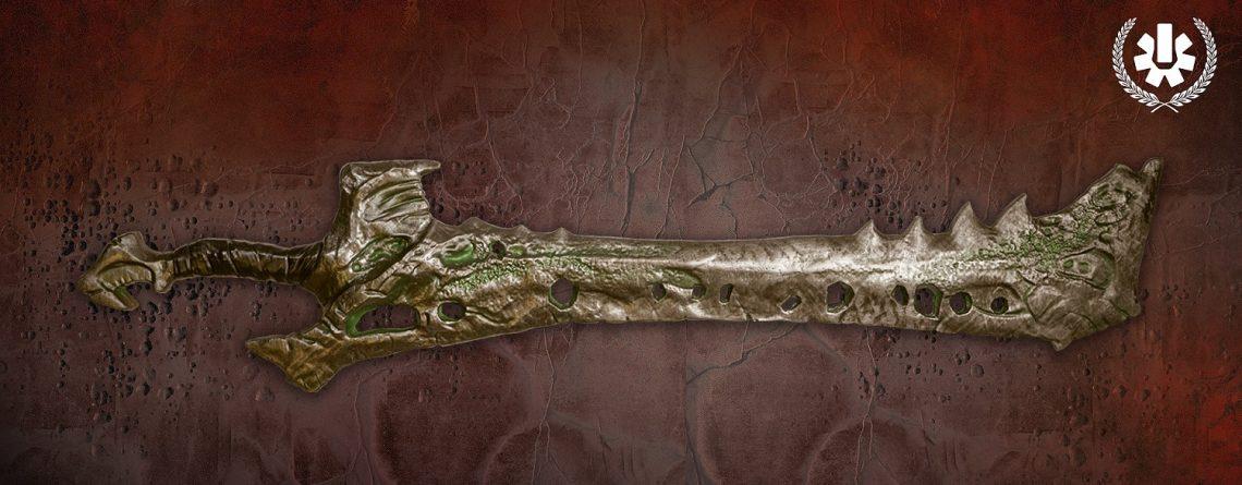 Destiny 2: Ihr wolltet schon immer ein echtes Schar-Schwert? Bungie gibt Euch eines