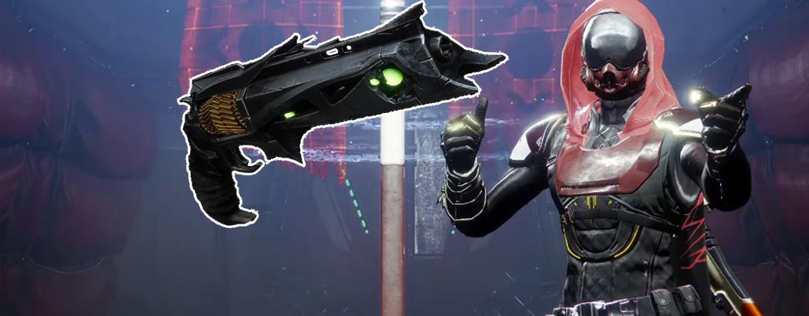 Destiny 2: Viele Handfeuerwaffen wurden generft, ein Exotic verbessert