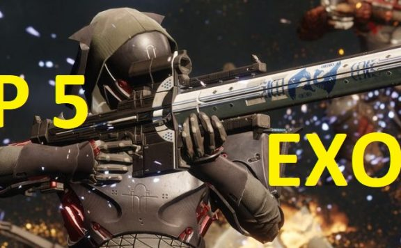 Top 5 Exos destiny shadowkeep