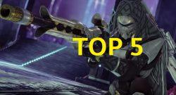 top 5 sniper destiny shadowkeep
