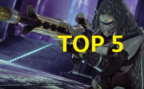 top 5 sniper destiny shadowkeep