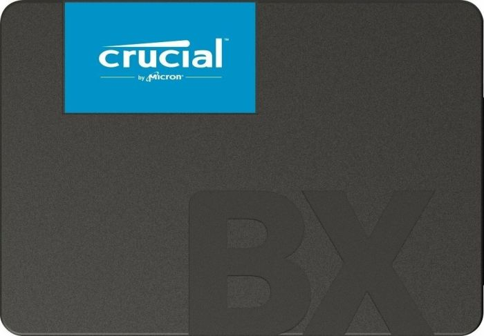 Crucial BX500 SSD mit 1 TByte