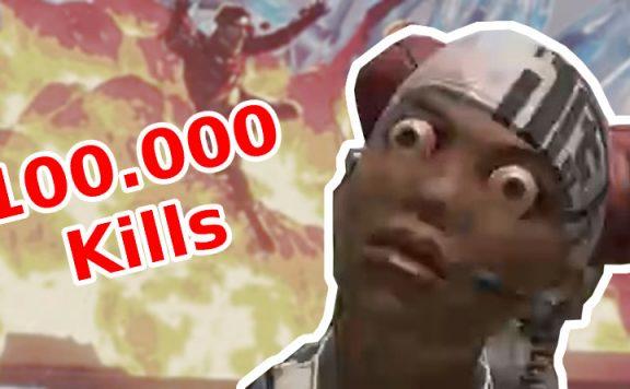 Apex Legends 100k Kills Lifeline Titel 2