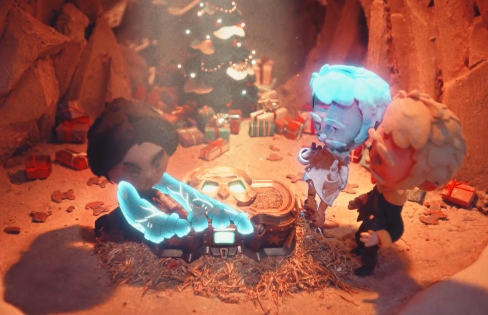 Borderlands 3 Weihnachtsevent