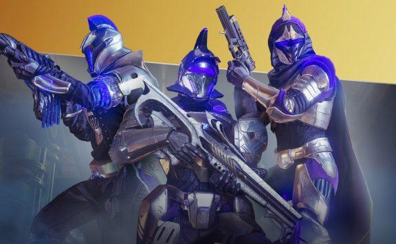 Destiny 2 s9 exos