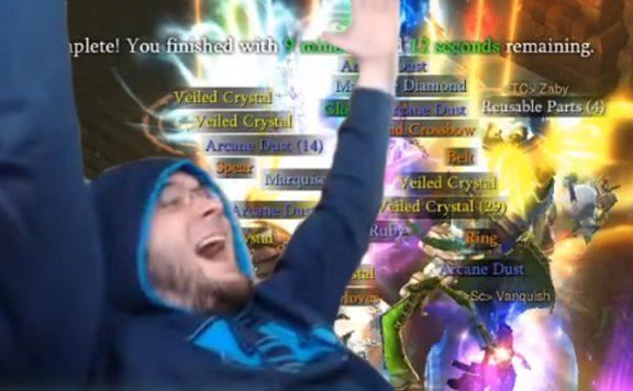 Diablo 3 Raxx 150 Clear Freude Titel