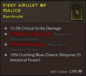 Diablo 4 Dämonenmacht Engelsmacht Ahnenmacht 2