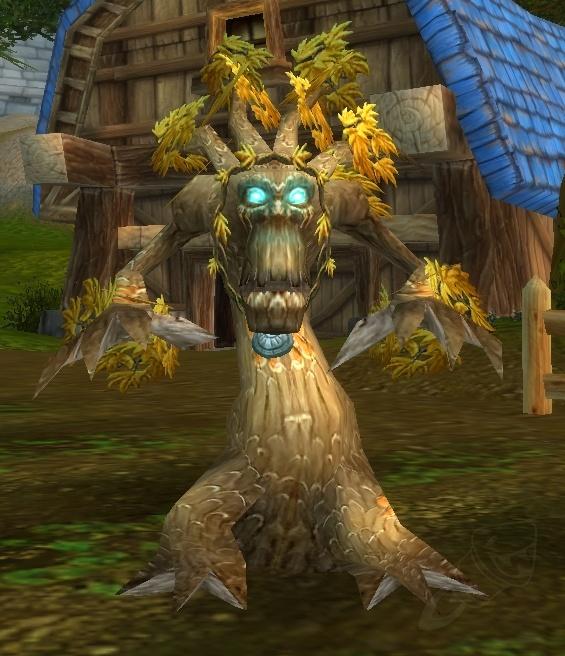 Druide Baumgestalt WoW
