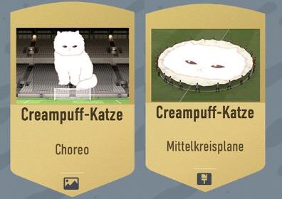 FIFA 20 Creampuff Choreo