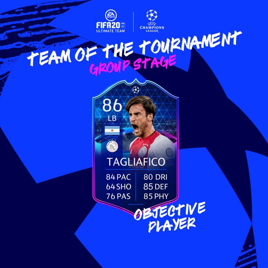 FIFA 20 TOTGS