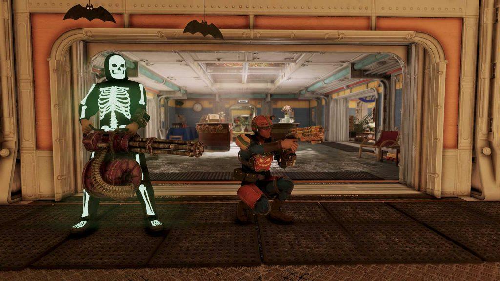 Fallout 76 Halloween Belohnungen