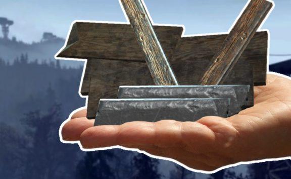 Fallout 76 Holz und Stahl farmen Titel 2