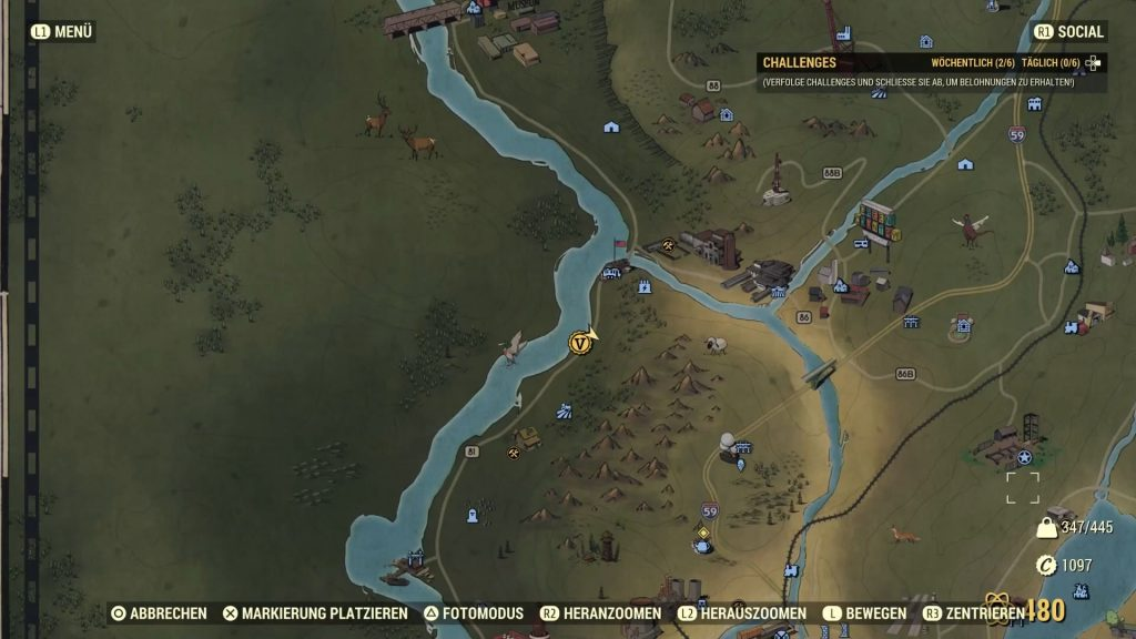 Fallout 76 Museum Camp Location