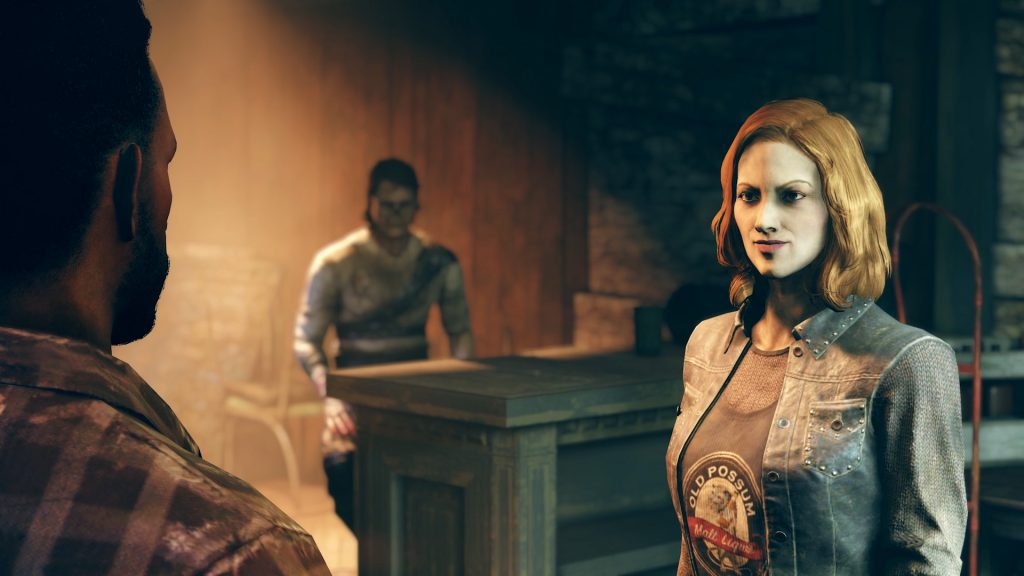 Fallout 76 Wastelanders Screenshot Duchesse