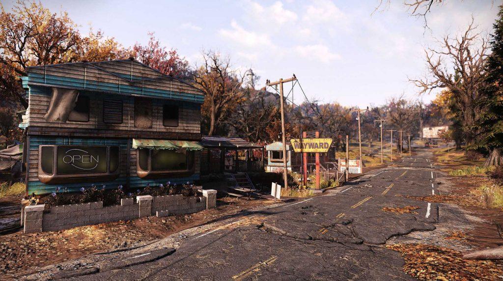 Fallout 76 Wastelanders Screenshot Wayward