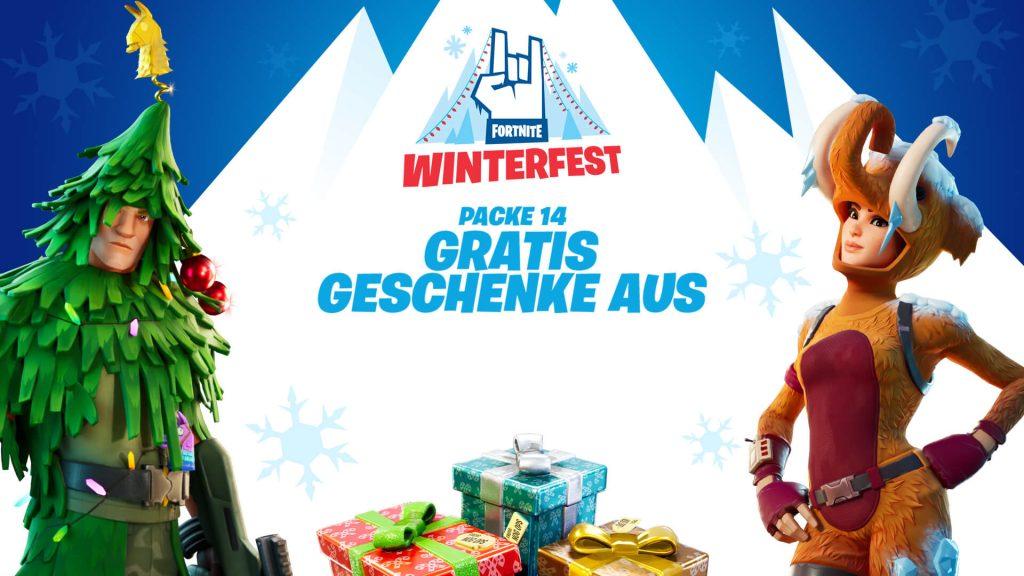 Fortnite-14-winterfest-geschenke
