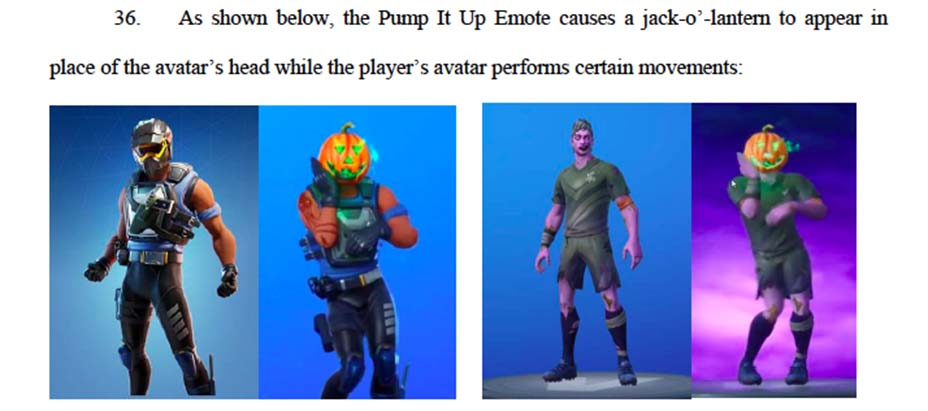 Fortnite-Emotes