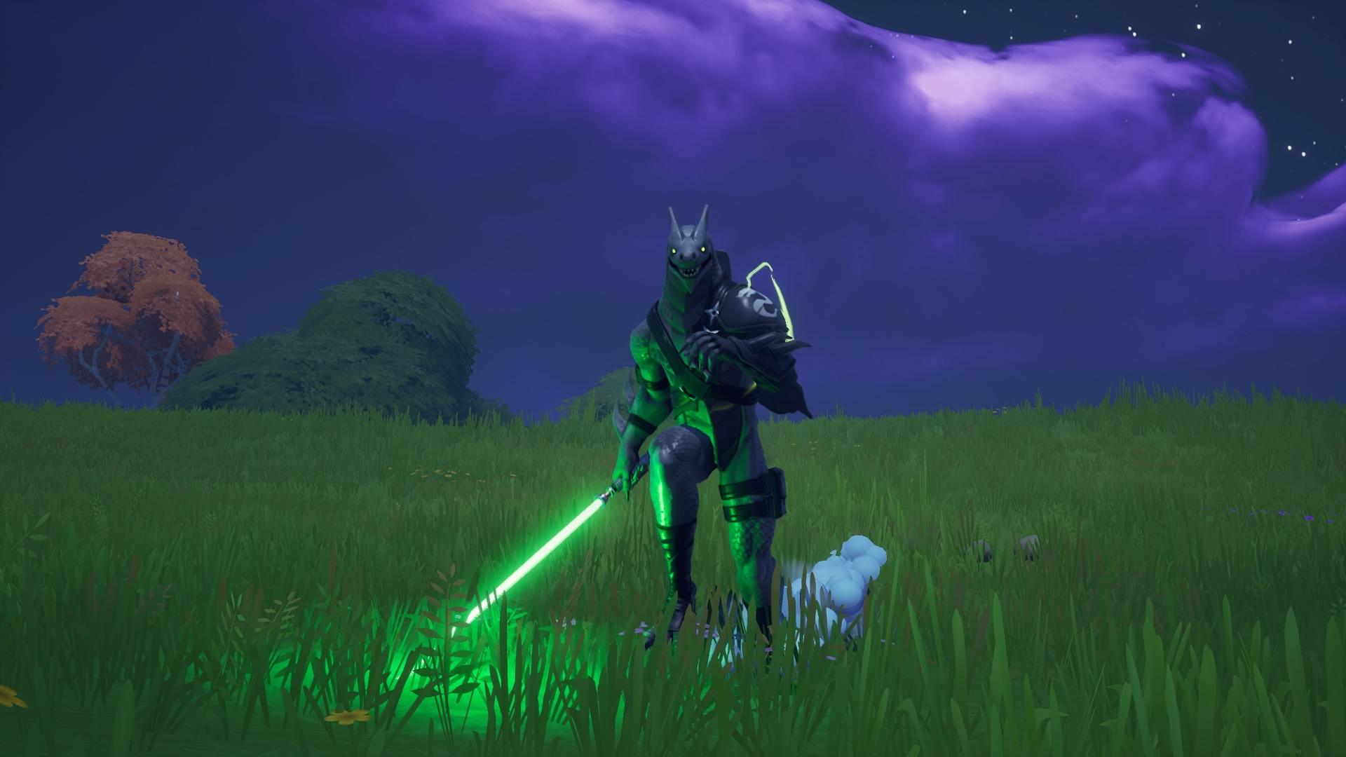 Fortnite Laserschwert