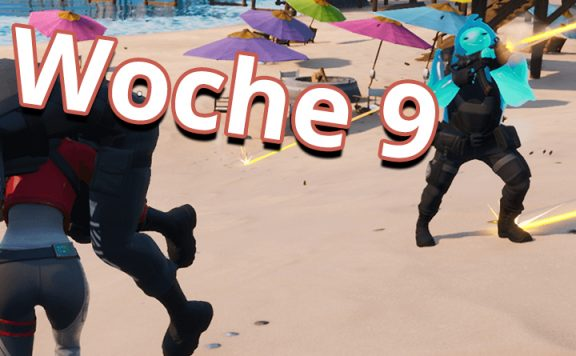 Fortnite Woche 9 Chapter 2 Titel