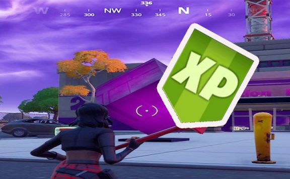 Fortnite XP-Drop Titel