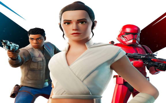 Fortnite star wars skins