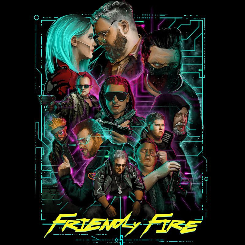 Friendly-Fire-Cyberpunk
