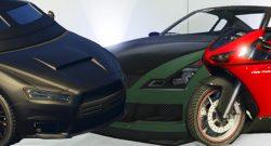GTA Online Anfänger Fahrzeuge 2