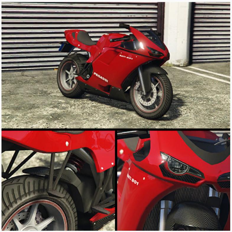 GTA Online Bati 801