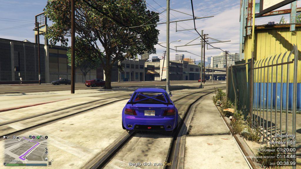 GTA Online Grove Street Abkürzung2
