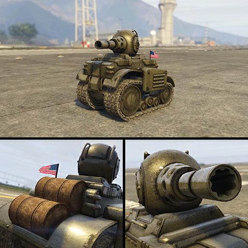 GTA Online Minipanzer