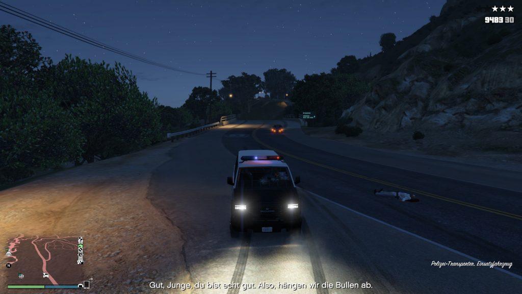 GTA Online Packie Polizei loswerden