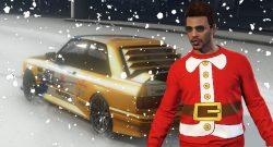GTA Online Weihnachten Titel