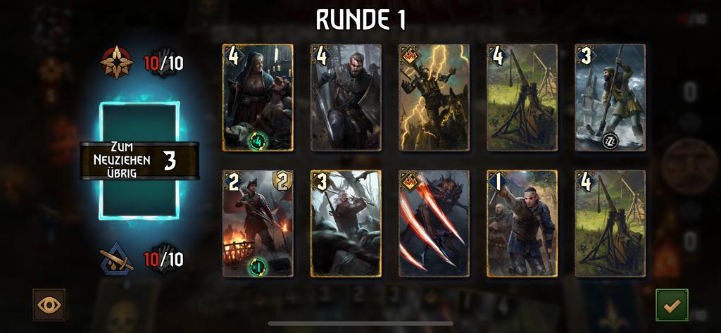 Witcher Gwent