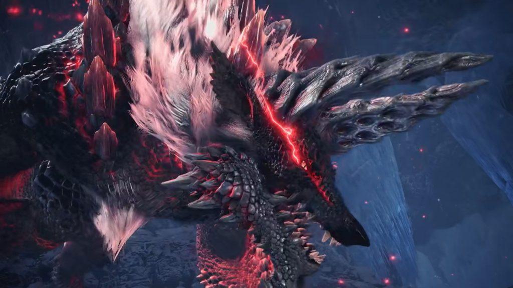 Höllen-Zinogre Monster Hunter World Iceborne